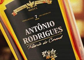 Cachaça Antônio Rodrigues - Reserva do Coronel.