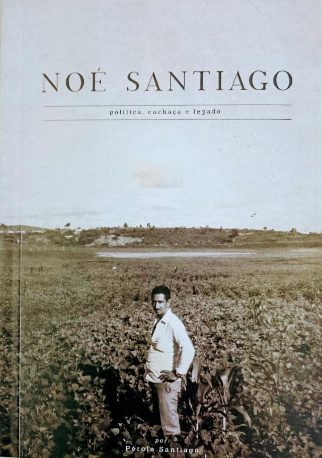 Capa livro Noe Santiago