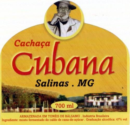 Cachaça Cubana.