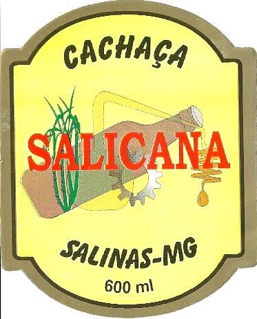 Cachaça Salicana.