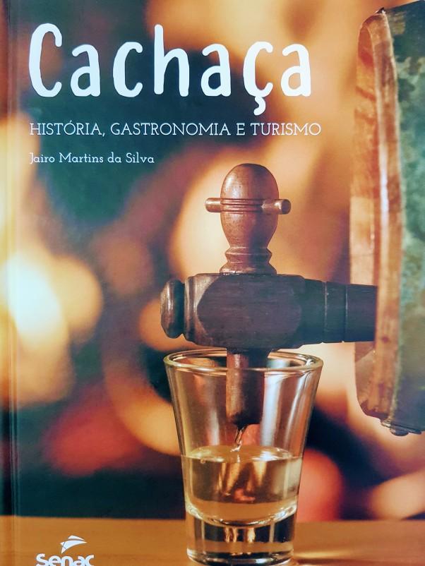 Livro Cachaça- Jairo